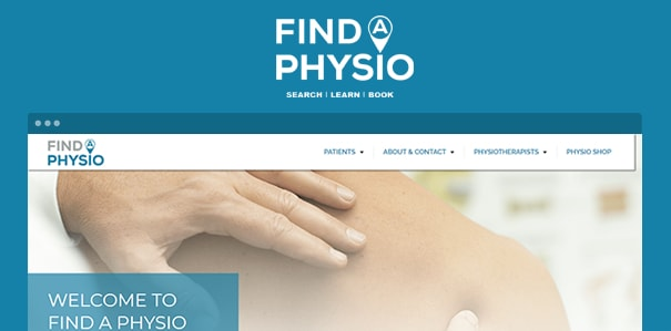find-physio-web-project